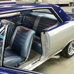 American Modern classic vehicle interior picture
