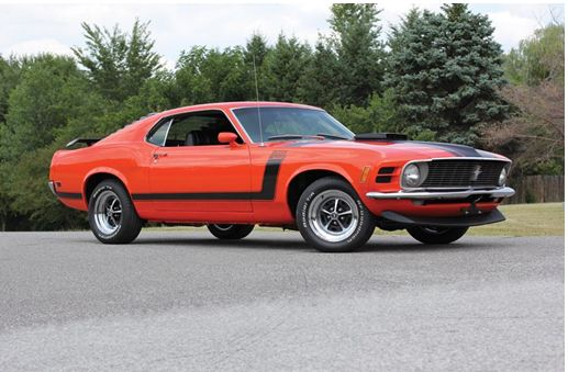 American Modern 1970 Ford Mustang Boss 302 - 4