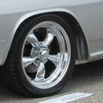American Modern classic vehicle tire picture
