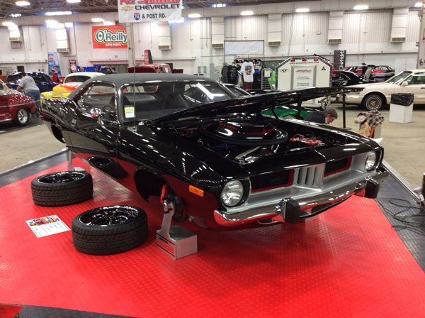 World of Wheels classic car