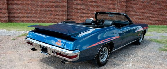 1970 Pontiac GTO Judge convertible2