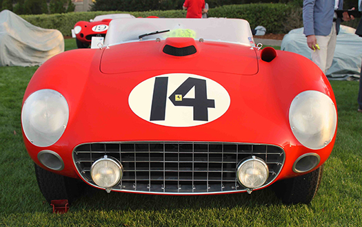 1956 Ferarri 290MM Sir Stirling