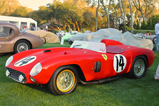 56 Ferarri 290MM  Sir Stirling