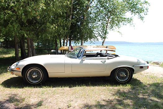 1972 Jaguar XKE Edwards