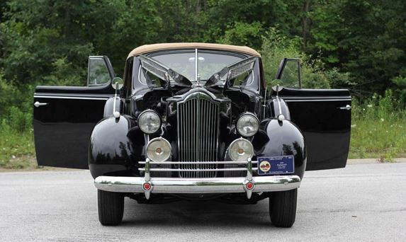 40 Packard Super 8 convertible