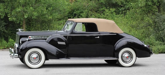 40 Packard Super 8 coupe