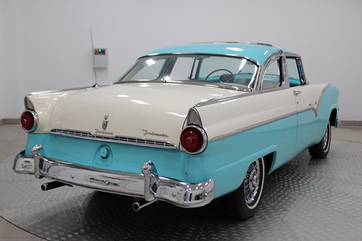 55 Ford Fairlane Crown Victoria