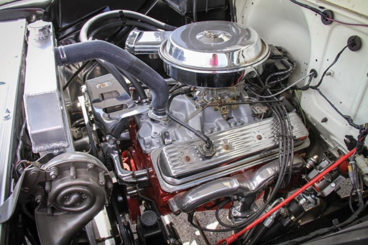 1956 Chevrolet Cameo engine