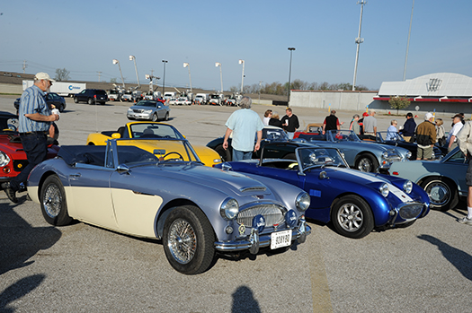 Apr 18, 2015: Motoring in Focus Spring Classic Driving Tour.