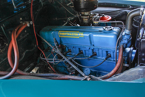 1955 Chevrolet engine